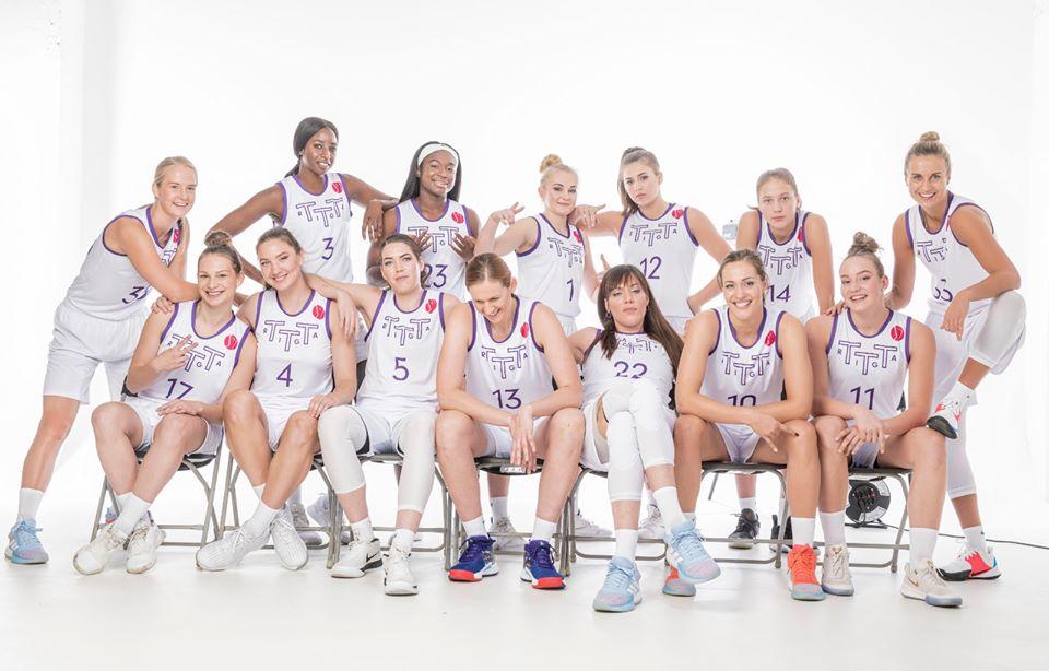 """Фото: Basketbola klubs """"TTT Rīga"""""""