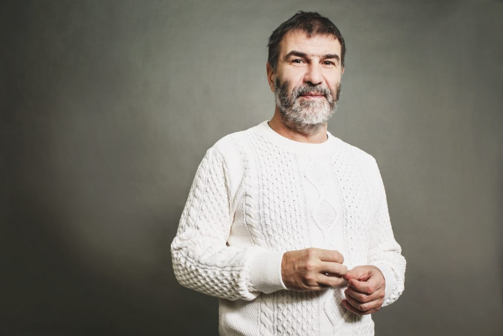 Евгений Гришковец. Фото: polaris.lv