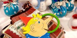 Рождественская ярмарка в Даугавпилсе. Фото: socd.lv