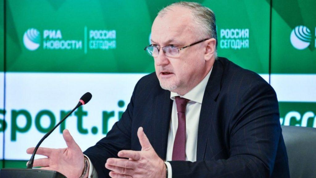 руководителя РУСАДА Юрия Гануса_riafan.ru