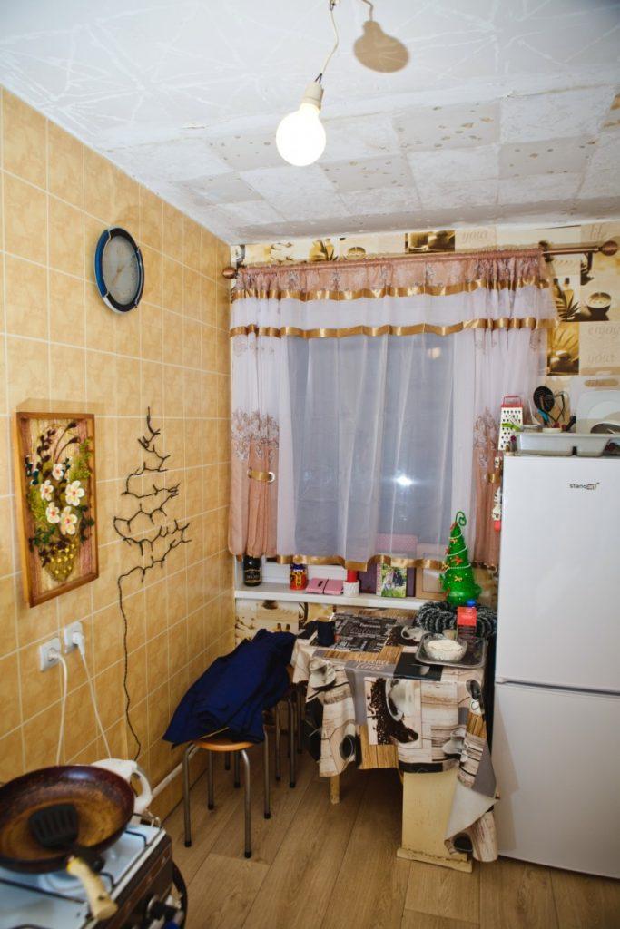 В квартире Деймантиса Ершова. Фото: Сергей Соколов