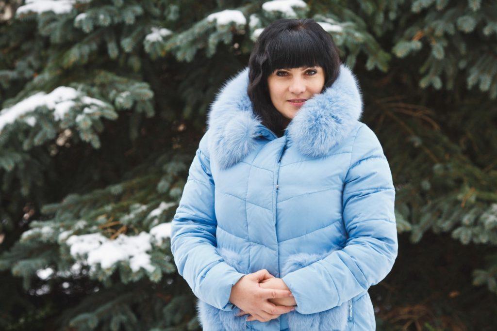 Оксана Галавецкая. Фото: Сергей Соколов
