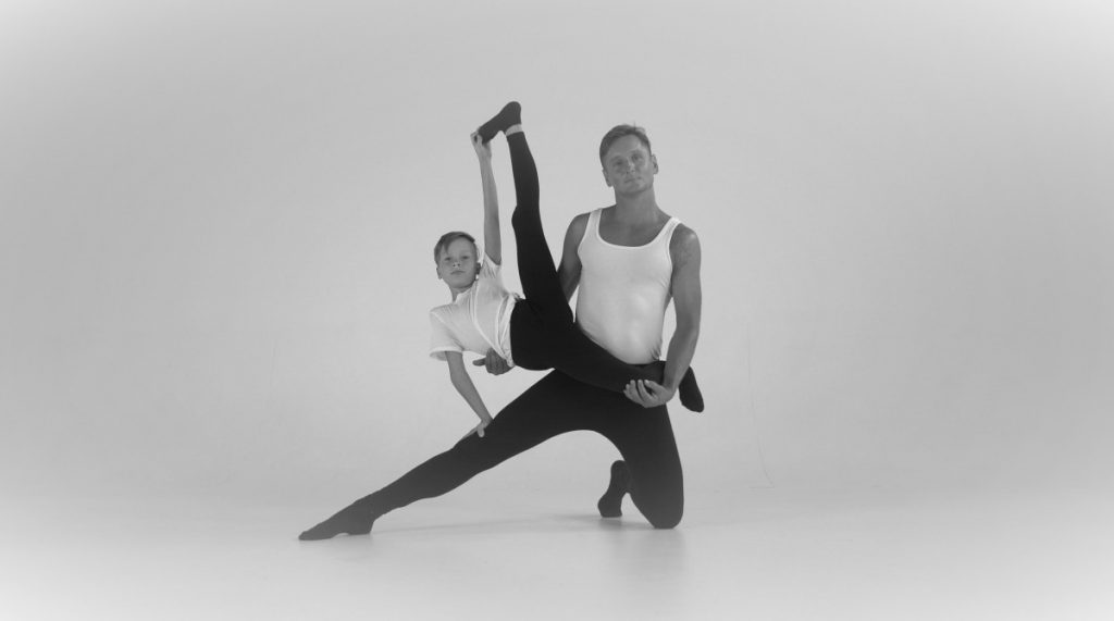 Егор Гордеев и Герман Микулов. Фото из личного архива