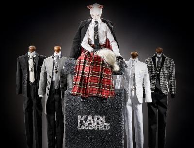 Выставка авторских кукол «Парфюмъ». Фото: fashionmuseumriga.lv