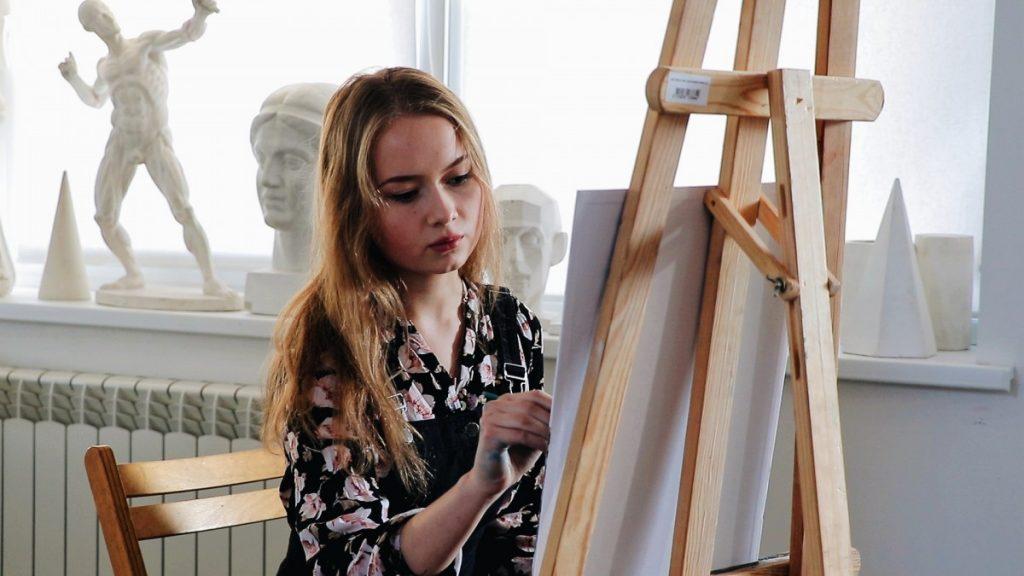 Анастасия Кульгаева. Фото: Евгений Ратков