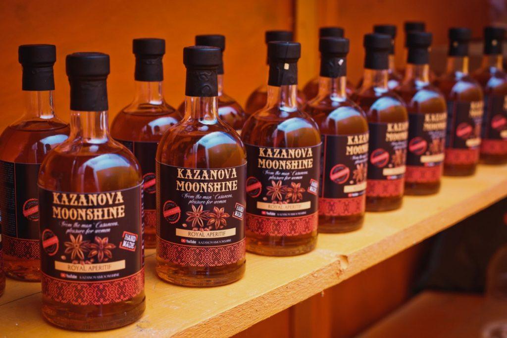 Производство алкогольных напитков Ильи Иванова. Фото: Сергей Соколов
