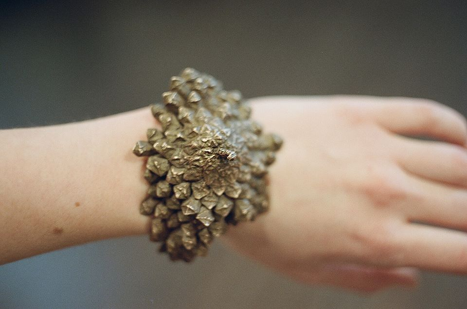 Ювелирные изделия Алисе Талберги. Фото из личного архива