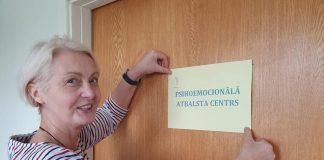 """Гунита Берке. Фото: Onkoloģisko pacientu atbalsta biedrība """"Dzīvības koks"""""""
