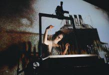 Татьяна Гавриленко. Фото: Latvijas smilšu animācijas teātris