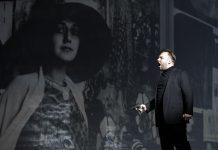 """""""Пиковая дама"""" Андрейса Жагарса. Фото: Агнесе Зелтиня"""