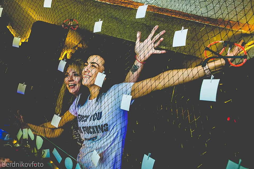 Благотворительная вечеринка в FORT клубе. Фото: Юрий Бердников