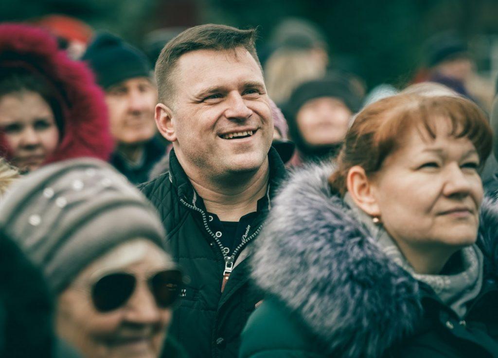 Масленица в Даугавпилсе. 29 февраля 2020 года. Фото: Михаил Рыжков