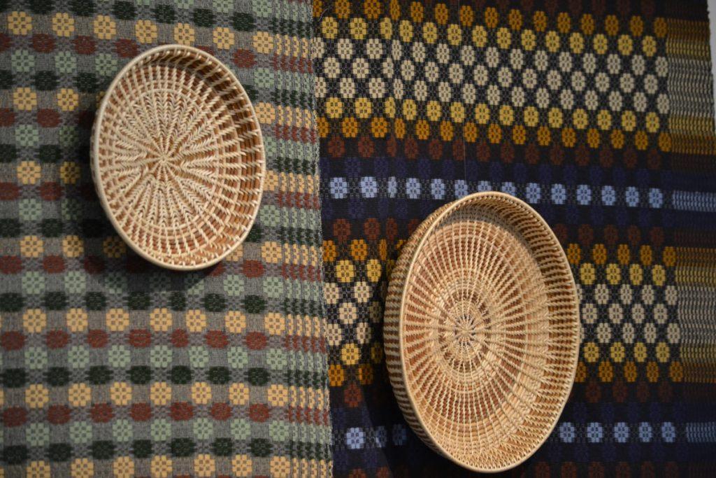 Выставка «Керамика. Плетения. Текстиль». Даугавпилс, 21 февраля 2020. Фото: Елена Бородкин
