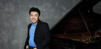 Пианист Джордж Ли. Фото: georgelipianist.com