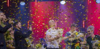 """""""Музыкальный банк 2019"""" в Даугавпилсе. Dons. Фото: Евгений Ратков"""