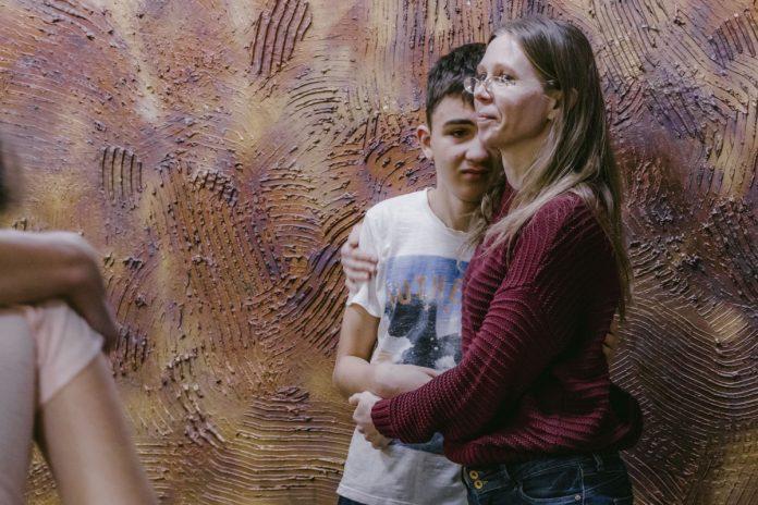 Даугавпилсский центр аутизма «Наш мир». Февраль 2020 года. Фото: Евгений Ратков
