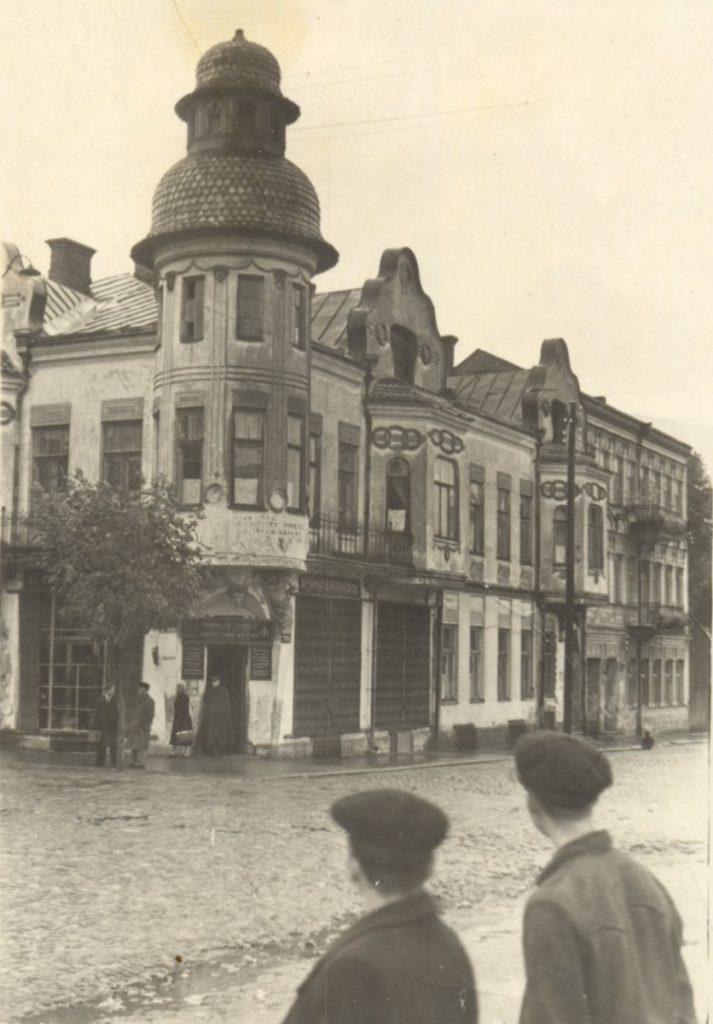 Даугавпилс, 1950-е годы. Фото: Ретро Даугавпилс - Латвия