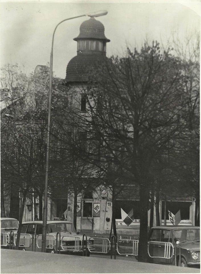 Даугавпилс после 1982 года. Фото: Ретро Даугавпилс - Латвия