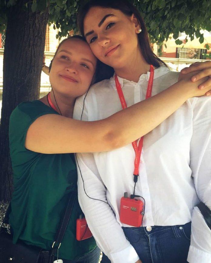Анастасия Зубова и Анжелика Фёдорова