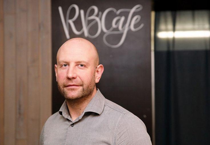 Марис Гравис, руководитель и автор идеи социального предприятия RB Cafe. Фото из личного архива