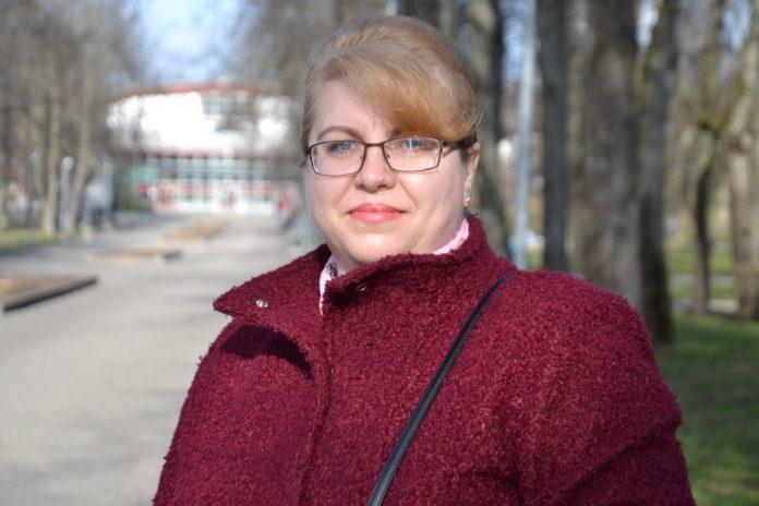 Мария Скоромна. Фото: Елена Иванцова