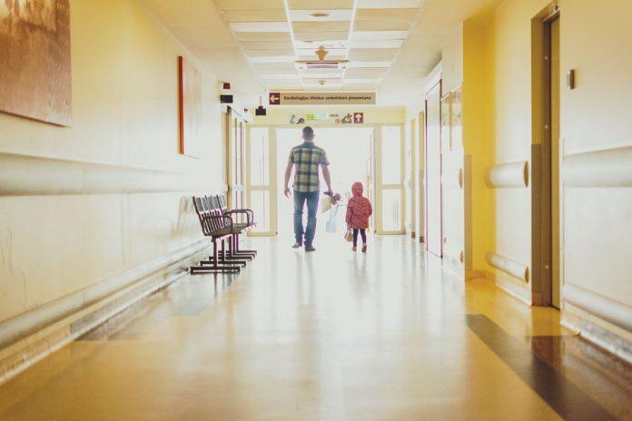 Фото со страницы на фейсбуке Bērnu klīniskā universitātes slimnīca