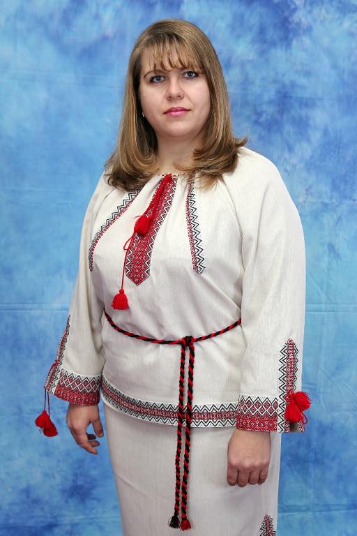 Мария Скоромна. Фото из личного архива