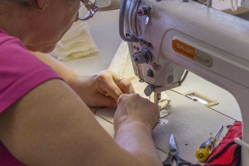 Швейное производство Lattex D Фото: Евгений Ратков