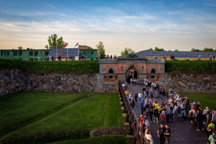 Ночь музеев - 2019 в Даугавпилсе. Фото: Анастасия Кочмарёва