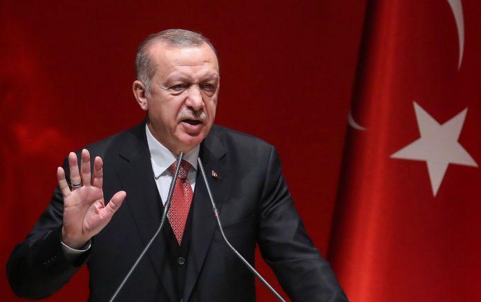Президент Турции Реджеп Эрдоган Фото: Time.com