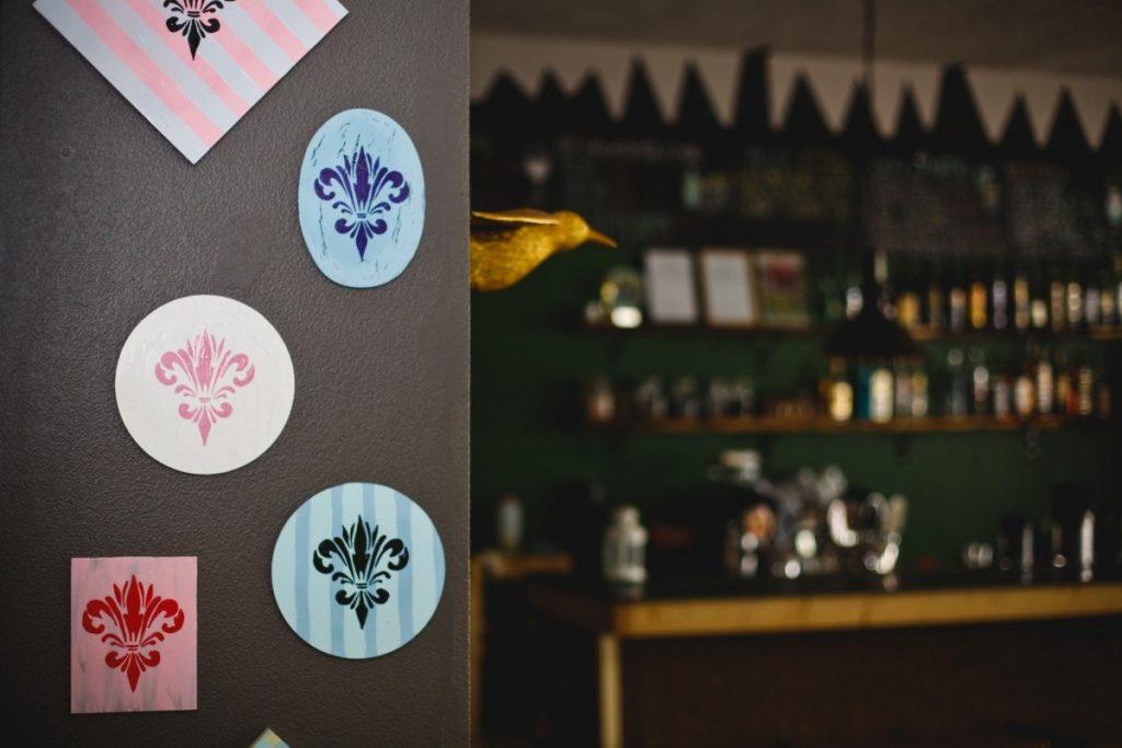 Кафе Ezītis miglā Фото: Сергей Соколов