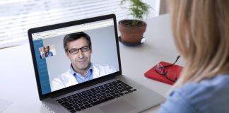 Онлайн консультация врача. Фото: e-news.su