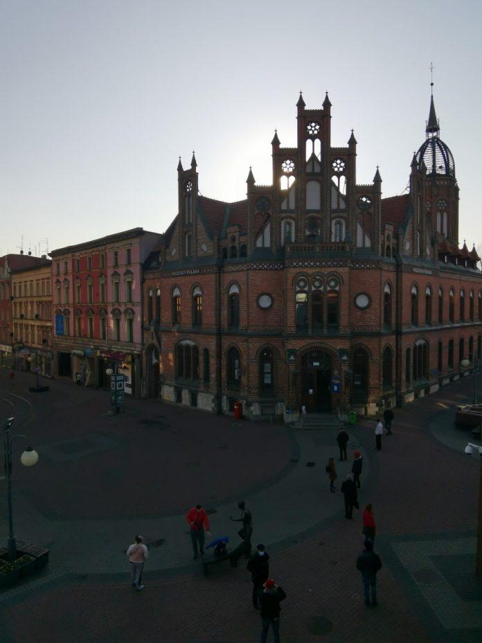 Хожув, Польша. Фото: Ринат Шепе