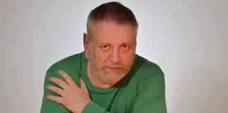 Психотерапевт Ариэль Резник-Мартов. Фото с личной страницы на Фейсбуке