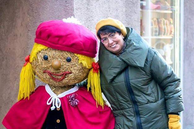 Ирина Бабра. Фото из личного архива