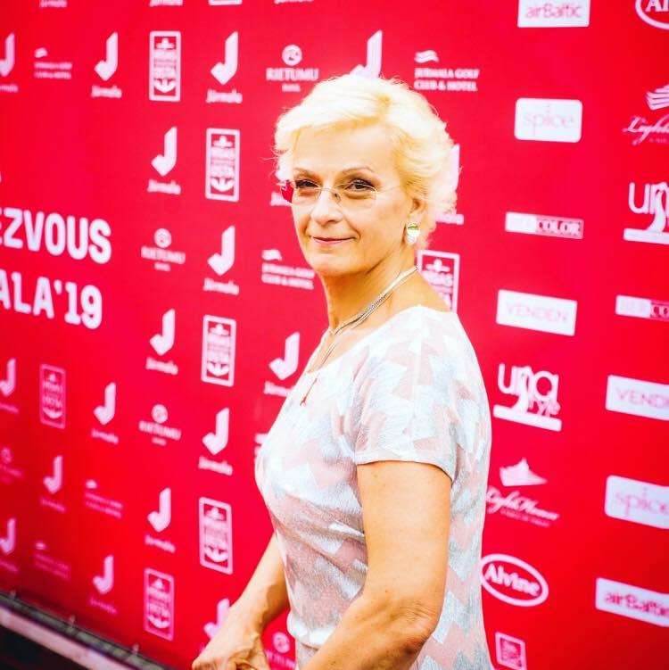 Элита Милграве  Фото: Laima Voice