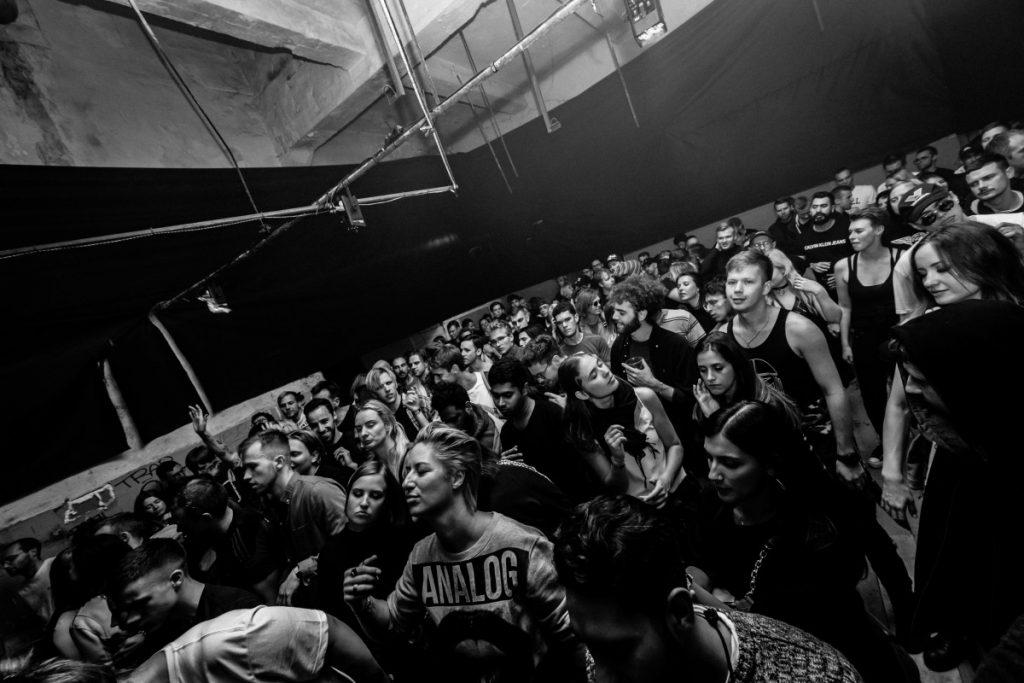 Фестиваль UNDER, 2019 год. Фото: Sandra Garanča