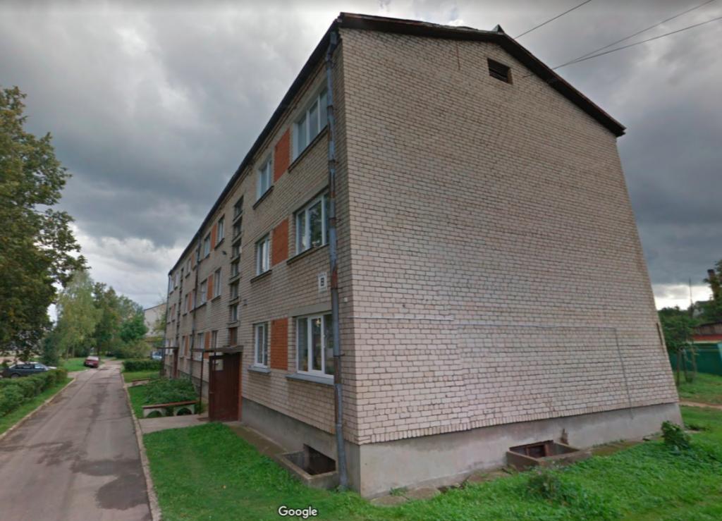 Калкуны, ул. Киегелю 8 Фото: Google maps