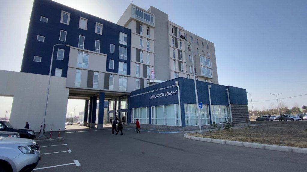 Исследовательский центр Лугар на окраине Тбилиси, Грузия. Фото с сайта codastory.com