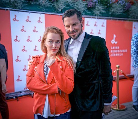 Ольга Соловьёва и Интарс Бусулис