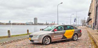 GINX такси