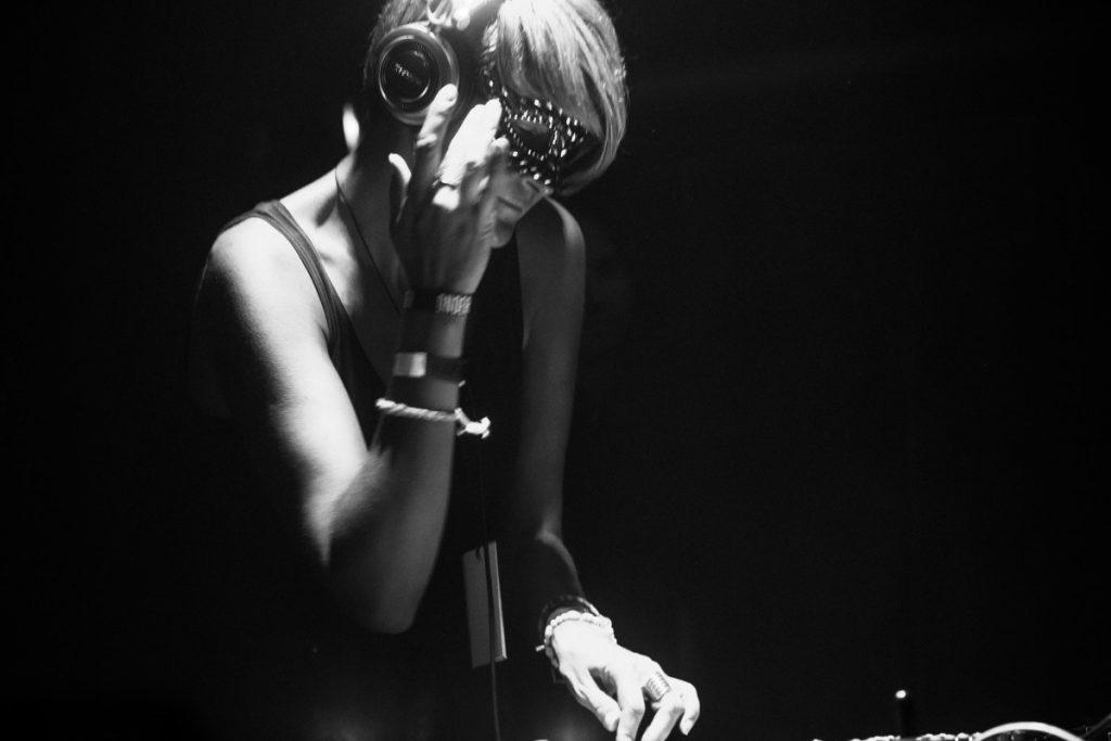 Ksenia Kamikaza. Фото: Sandra Garanča