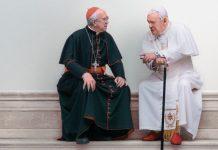 """Кадр из фильма """"Два папы"""". Фото: thefilmstage.com"""