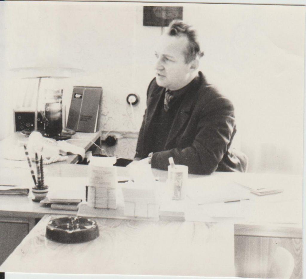 Владимир Ефимович Майзель. Фото из альбома вдовы
