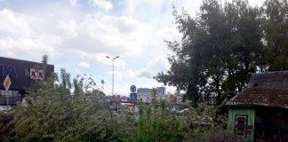 Заброшка на улице Кандавас в Даугавпилсе. Фото: Елена Иванцова