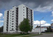 Общежитие ДУ на ул. Спорта, 6. 19 мая 2020 года. Фото: Елена Иванцова