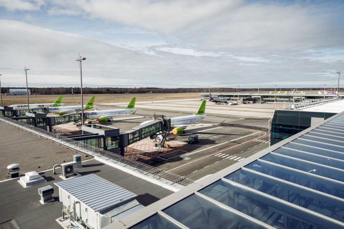 Фото со страницы аэропорта
