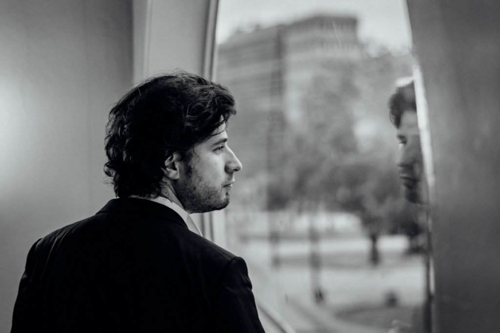 Андрей Осокин. Фото: gribuvasaru.lv