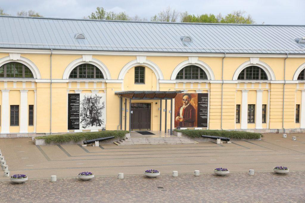Арт-Центр Марка Ротко после двухмесячного простоя. Фото: Сергей Кузнецов