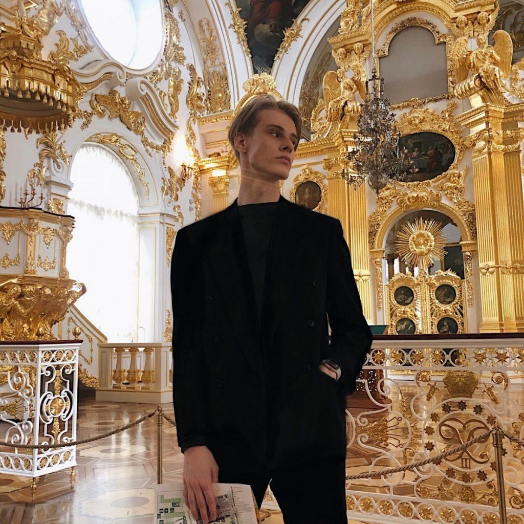 Артём Семёнов. Фото из личного архива